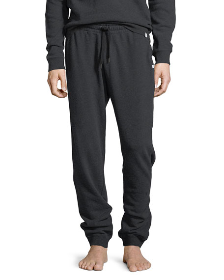 Derek Rose Devon 1 Charcoal Men's Sweat Pants