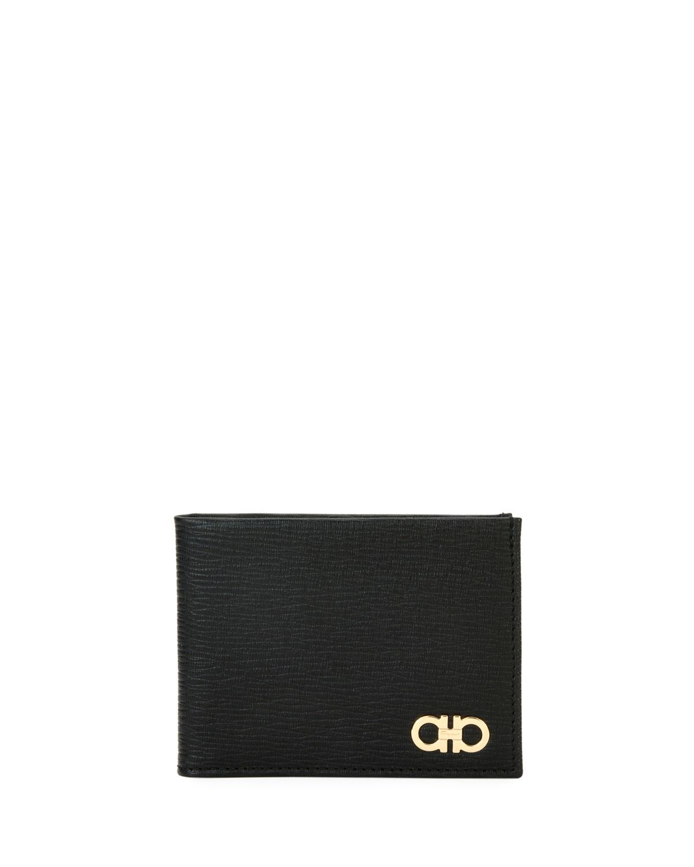 b0ac12db8a2c Quick Look. Salvatore Ferragamo · Men's Revival Gancini Bi-Fold Leather  Wallet ...