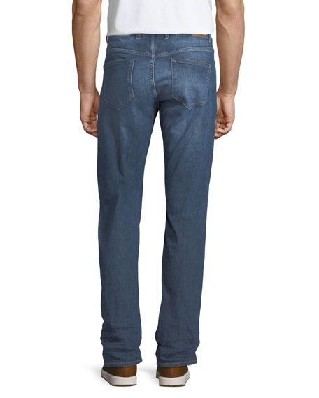 The Jean Stretch-Denim Jeans
