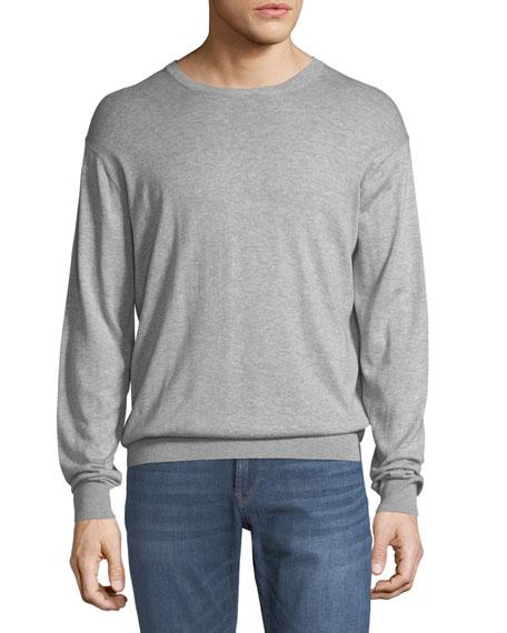 Crown Silk-Blend Sweater