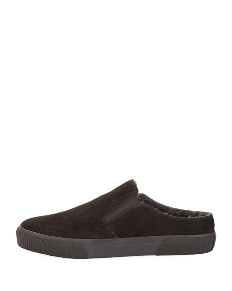 Kruger Backless Suede Sneaker