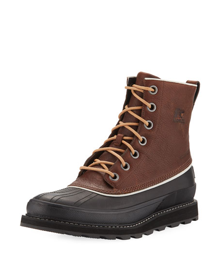 Sorel Madson 1964 Waterproof Leather Boot