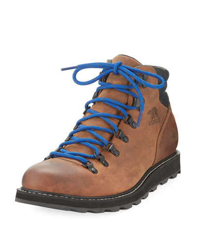 Sorel Madson Elk Waterproof Leather Hiker Boot