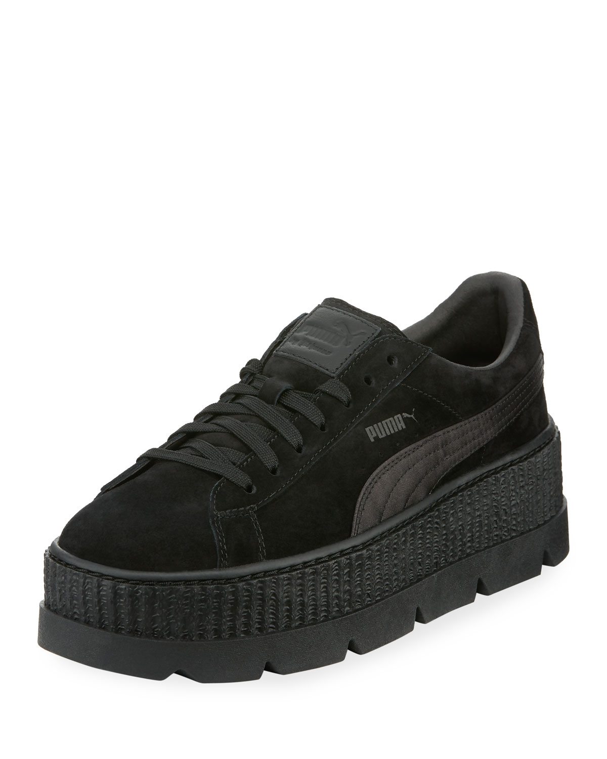 52632fc9219 Puma Low-Top Suede Cleated Creeper Sneaker