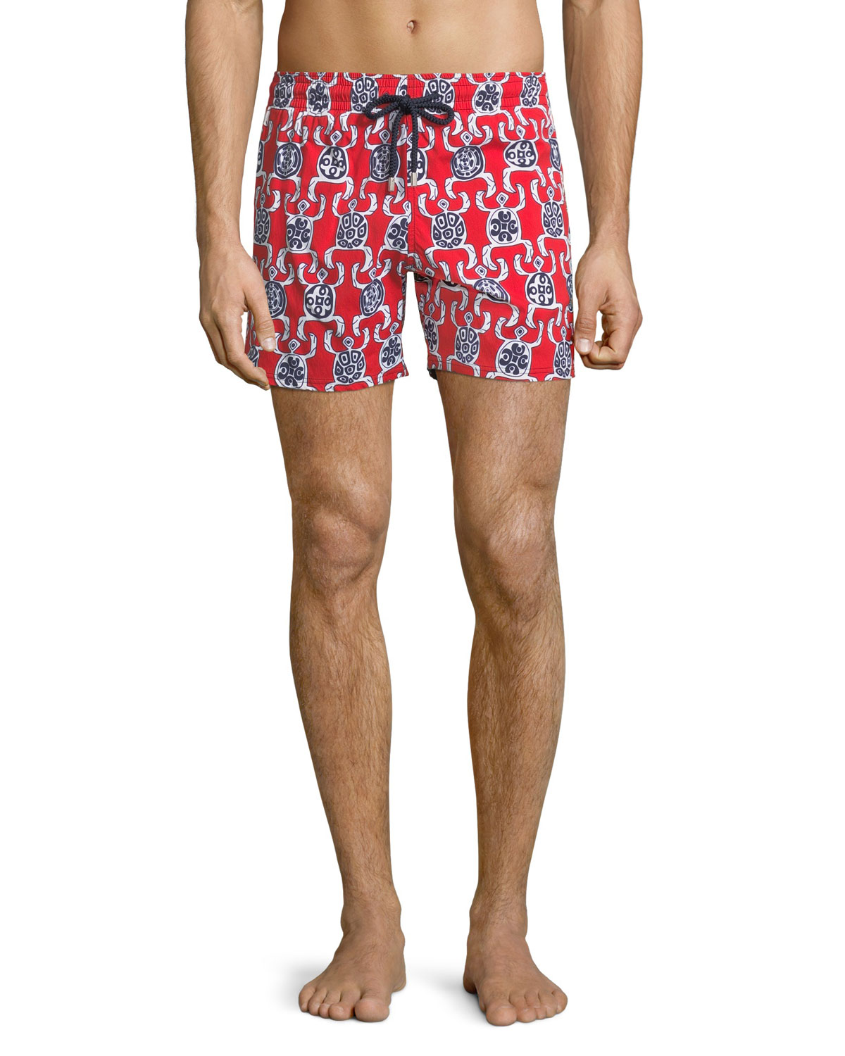 4845533268 Vilebrequin Moorise Superflex Primitive Turtles Swim Trunks | Neiman ...