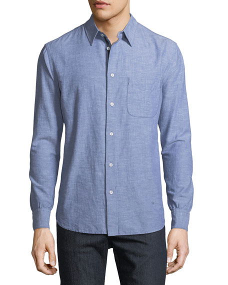 Rag & Bone Men's Fit 3 Beach Chambray