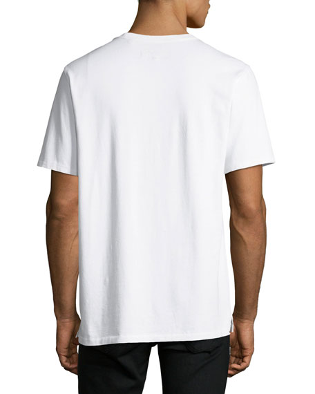 Men's Mini Label Cotton T-Shirt