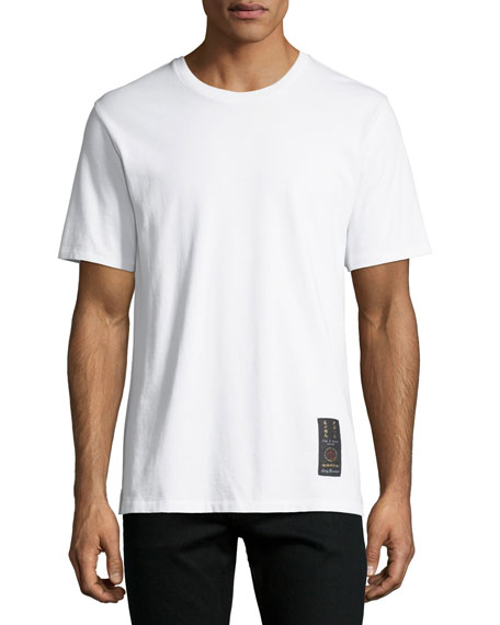Rag & Bone Men's Mini Label Cotton T-Shirt