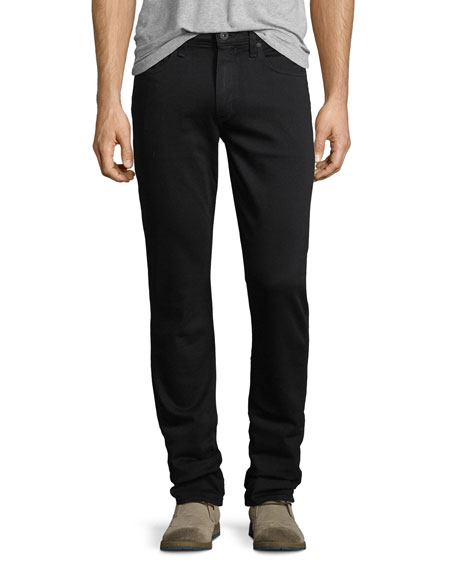Lennox Slim Fit, Black Shadow