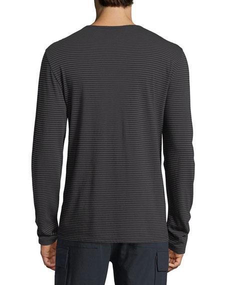 Feeder Striped Knit Top