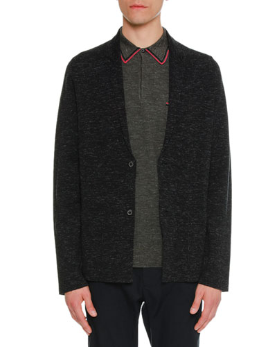 Milano Stitch Wool/Silk Jacket