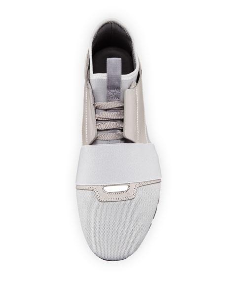 Men's Knit Low-Top Sneakers