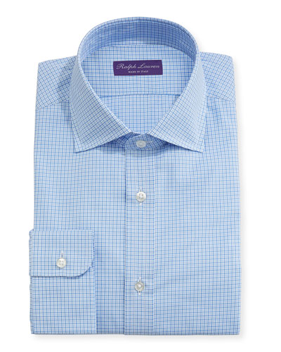 Mini-Tattersall Dress Shirt