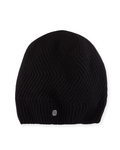 Kelso Baggy Cashmere Beanie
