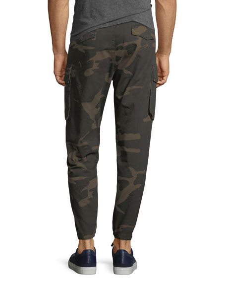 Dawn Camouflage Utility Pants