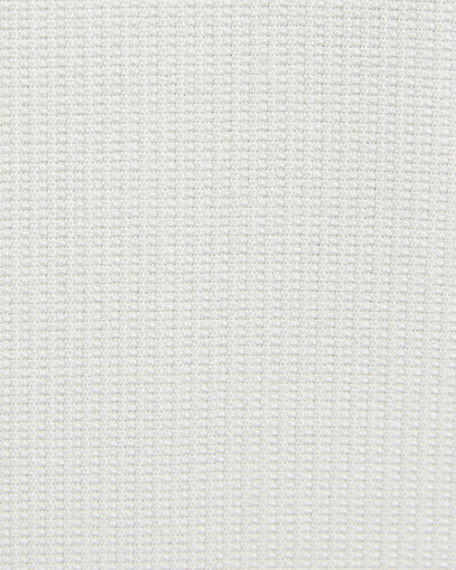 Kiton Cashmere-Silk Three-Button Blazer