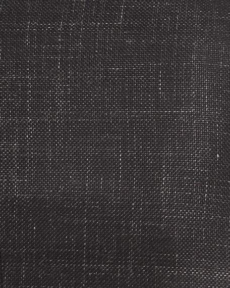 Ermenegildo Zegna Heathered Wool Two-Button Blazer