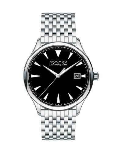 40mm Heritage Series Calendoplan Watch