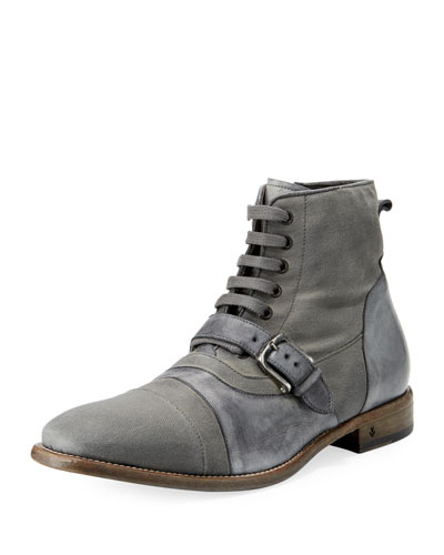 Fleetwood Buckle Cricket Boot