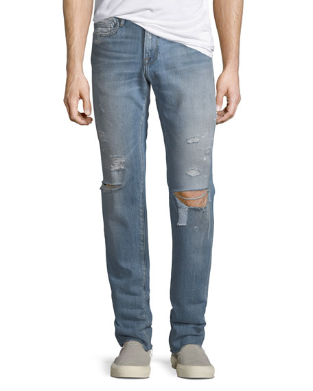 L'Homme Slim Fit Jeans, Bizworth