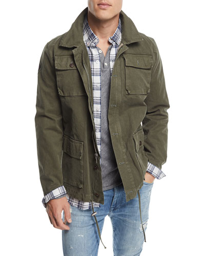 Tribe Twill Army Jacket