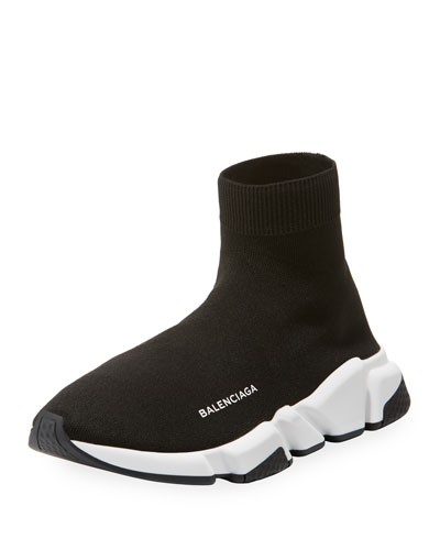 Men's Speed Signature Mesh Sock Sneakers