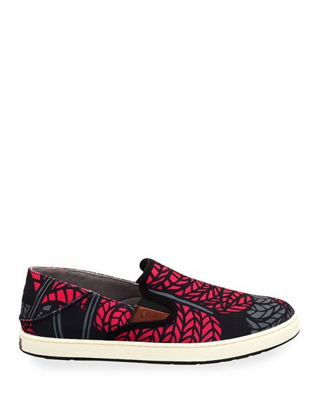 Men's Kahu Pow Wow Fabric Sneakers