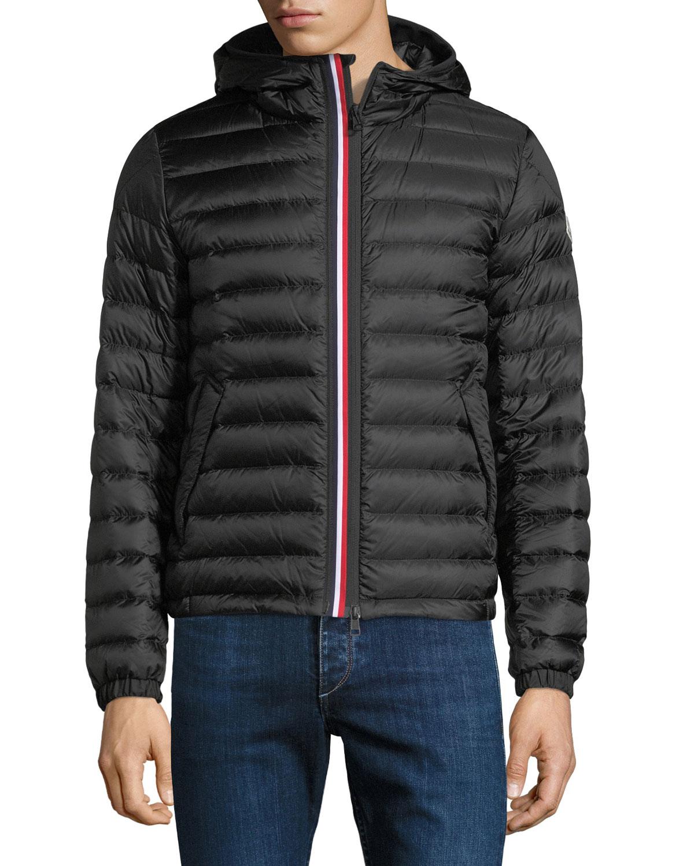 e4ffda8f9a25 Moncler Men s Morvan Zip-Front Puffer Jacket
