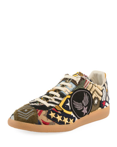 Replica Patch Low-Top Sneaker
