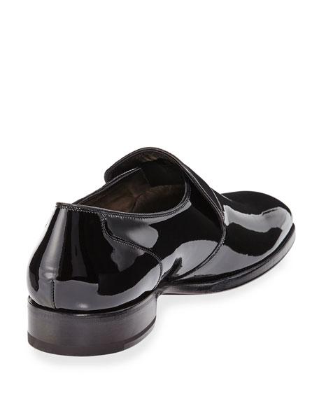 Slip-On Patent Leather Formal Loafer