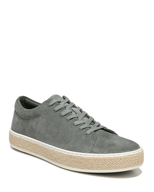 ef941ef9d45661 Vince Men s Ernesto Sport Suede Low-Top Sneakers