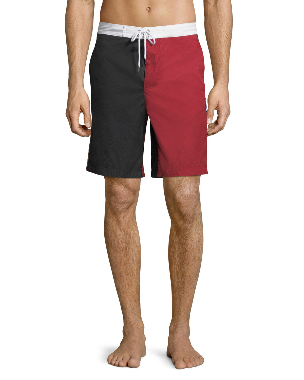 moncler gamme bleu shorts