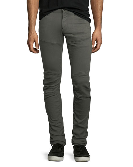 G-Star 5620 3D Slim-Fit Jeans, Asphalt