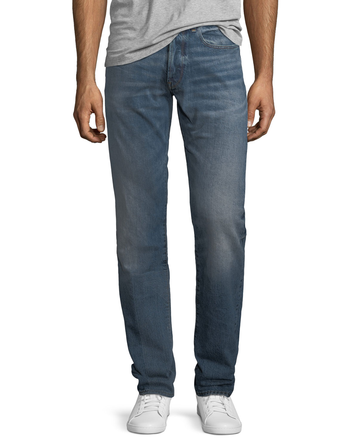 9e49835dd2d G-Star 3301 Tapered Jeans | Neiman Marcus