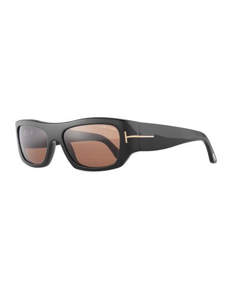 Rodrigo Rectangular Sunglasses