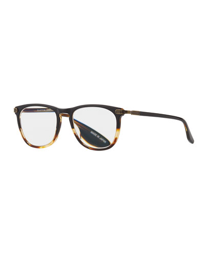 Lautner Tortoiseshell Acetate  Reading Glasses-2.5