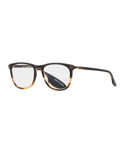 Lautner Tortoiseshell Acetate  Reading Glasses-2.5