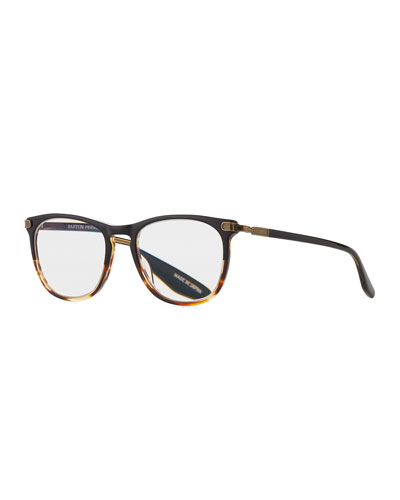 Lautner Two-Tone Acetate  Reading Glasses-2.0
