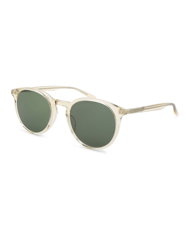 b5b2a9759d89 Barton Perreira Men s Princeton Round Sunglasses