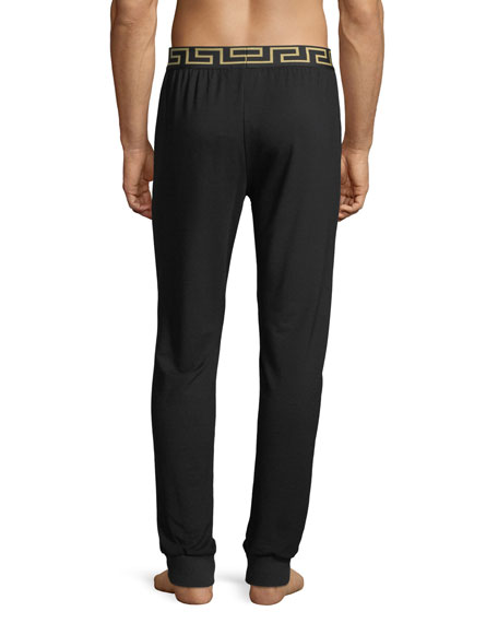 Versace Iconic Tapered Jogger Pants
