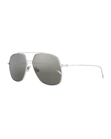 SL 192 Titanium Sunglasses, Gray