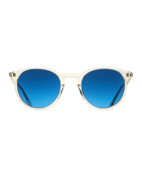 Men's Princeton Round Sunglasses