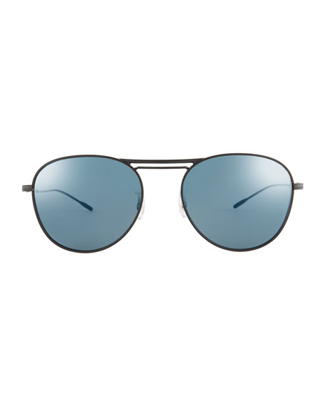 Cade 30th Anniversary Sunglasses, Blue