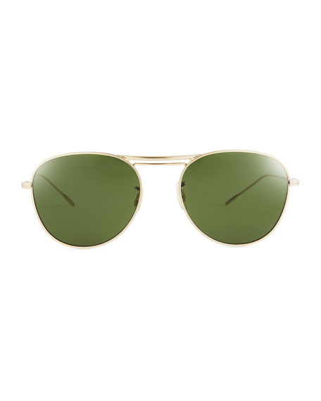 Cade 30th Anniversary Sunglasses, Green
