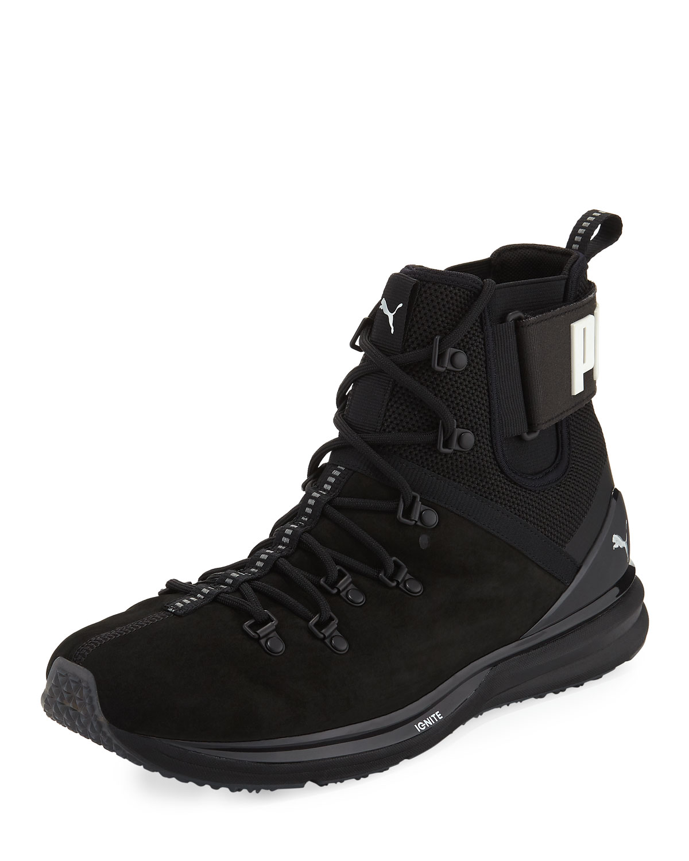 fbd4488d5e78 Puma Men s IGNITE Limitless Leather Boots