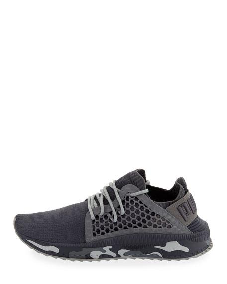 Men's TSUGI NETFIT evoKNIT Camo Sneakers