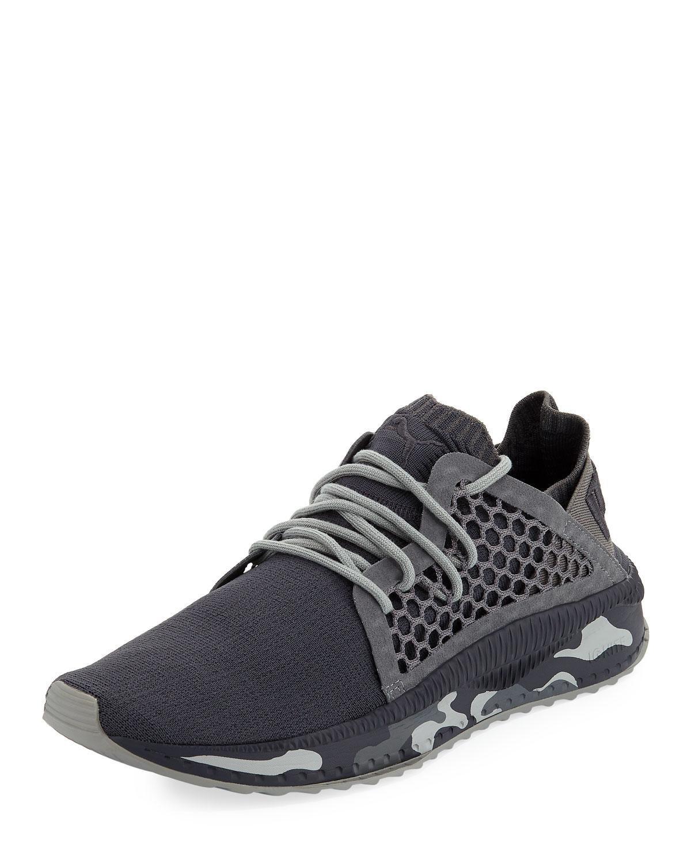 Puma Men s TSUGI NETFIT evoKNIT Camo Sneakers  4602d439b