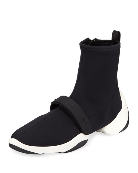 Men's High-Stretch Runner Sneakers