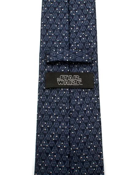 Cufflinks Inc. Star Wars Darth Vader Jacquard Silk Tie