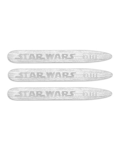 Cufflinks Inc. 3-Piece Star Wars Collar Stay Set